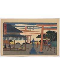 Yokkaichi, Photograph 01287V by Andō, Hiroshige