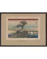 Fūkeiga, Photograph 01804V by Andō, Hiroshige
