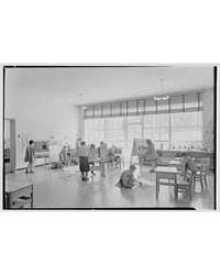 Little School, Englewood, New Jersey. Se... by Schleisner, Gottscho