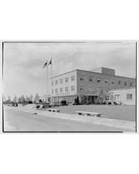 C.A.A. Federal Building, International A... by Schleisner, Gottscho