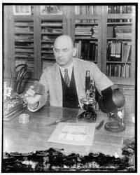 Arthur Kochler, Wood Identification Spec... by Harris & Ewing