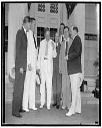 Cotton State Solons Present Demands for ... by Harris & Ewing