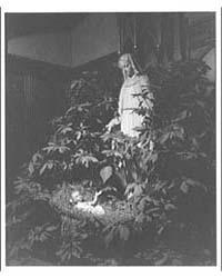 Dunbarton College. Madonna Sculpture Sur... by Horydczak, Theodor