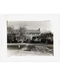 Unidentified Brick House, Possibly in Vi... by Johnston, Frances Benjamin