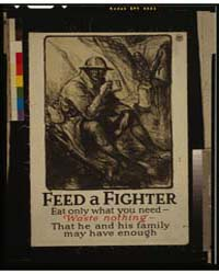 Feed a Fighter - Eat Only What You Need ... by Morgan, Wallace
