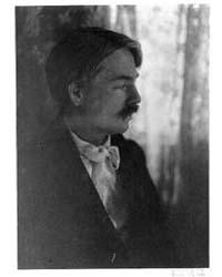 Portrait of Edward MacDowell, Facing Rig... by Huggins, Estelle Huntington
