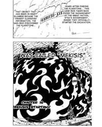 666 Satan 16 : Mekisis Starting Volume Vol. 16 by Seishi, Kishimoto