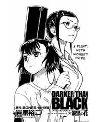 Darker Than Black (Darker Than Black: Ku... Volume No. 26 by Bones, Okamura Tensai