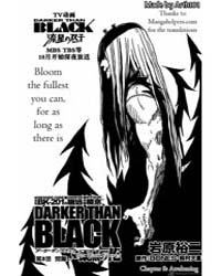 Darker Than Black (Darker Than Black: Ku... Volume No. 8 by Bones, Okamura Tensai