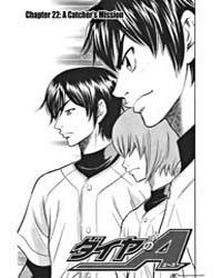 Diamond No Ace 22: a Catcher S Mission Volume Vol. 22 by Terajima, Yuuji
