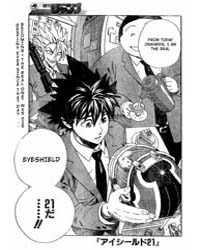 Eyeshield 21 297 : Back to Back, Deimon Volume Vol. 297 by Riichiro, Inagaki