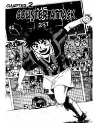 Fantasista 2: Counter Attack Volume Vol. 2 by Kusaba, Michiteru