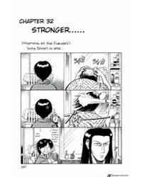 Fantasista 32: Stronge Volume Vol. 32 by Kusaba, Michiteru