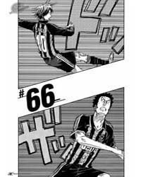 Giant Killing 66 Volume Vol. 66 by Tsunamoto, Masaya