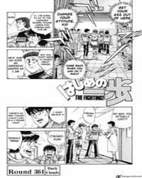 Hajime No Ippo 364 : Dark Clouds Volume No. 364 by Morikawa, Jyoji
