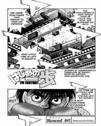 Hajime No Ippo 487 Volume No. 487 by Morikawa, Jyoji