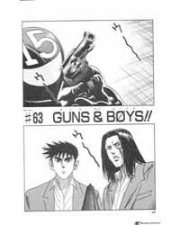 Hareluya II Boy 61: Guns & Boys!! Volume Vol. 61 by Haruto, Umezawa