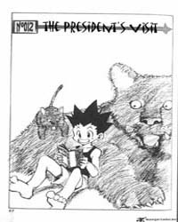Hunter X Hunter 12 : Thr President's Vis... Volume No. 12 by Togashi, Yoshihiro