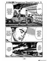 Initial D (Kashiramoji D) : Issue 569: D... Volume No. 569 by Shigeno, Shuichi