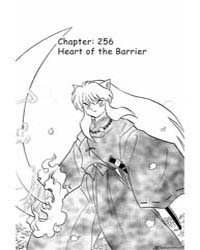 Inuyasha 256 : Heart of the Barrier Volume Vol. 256 by Takahashi, Rumiko