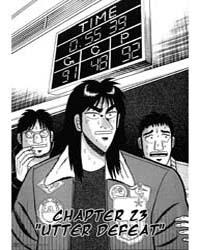 Kaiji 23 : Utter Defeat Volume Vol. 23 by Nobuyuki, Fukumoto