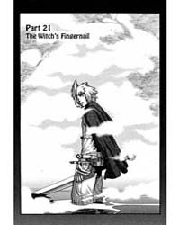 Legend of Tyr 21: the Witch's Fingernail Volume Vol. 21 by Ra, In-soo