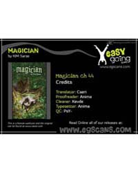 Magician : Issue 44 Volume No. 44 by Sarae, Kim