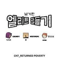Nam Gi-han to Be an Elite 7: Returned Po... Volume No. 7 by Miti