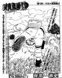 Naruto 134 Volume No. 134 by Kishimoto, Masashi