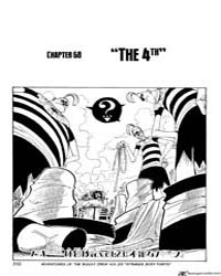 One Piece 68 : Member No 4 Volume No. 68 by Oda, Eiichiro