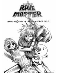 Rave 50 : City in the Holy Force Field Volume Vol. 50 by Hiro, Mashima