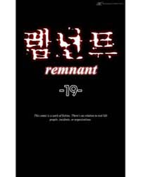Remnant 19 Volume Vol. 19 by Taerang