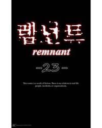 Remnant 23 Volume Vol. 23 by Taerang