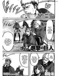 Shingeki No Kyojin 21: Chapter 24 Volume Vol. 21 by Hajime, Isayama