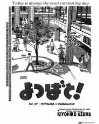 Yotsubato! 57 Volume Vol. 57 by Kiyohiko Azuma