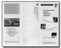 Environmental Health Education Program by Department of Health and Human Services