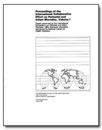 Proceedings of the International Collabo... by Feinleib, Manning, M. D.
