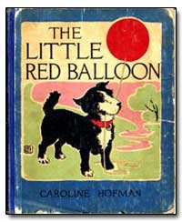 Little Red Balloon by Hofman, Caroline