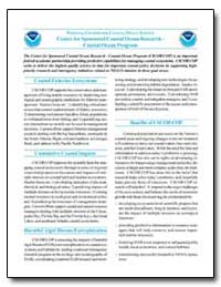 National Centers for Coastal Ocean Scien... by Johnson, David, Dr.
