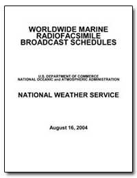 Worldwide Marine Radiofacsimile Broadcas... by Rulon, Tim