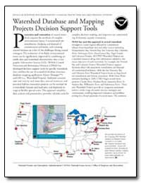 Watershed Database and Mapping Projects ... by