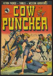 Cow Puncher Comics 003 by Avon Comics