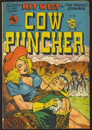 Cow Puncher Comics 004 by Avon Comics