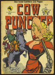 Cow Puncher Comics 006 by Avon Comics