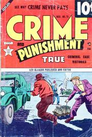 Crime and Punishment 070 by Lev Gleason Comics / Comics House Publications