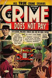 Crime Does Not Pay 126 by Lev Gleason Comics / Comics House Publications