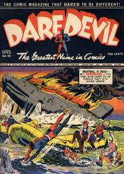 Daredevil Comics 016 by Lev Gleason Comics / Comics House Publications