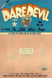 Daredevil Comics 082 by Lev Gleason Comics / Comics House Publications
