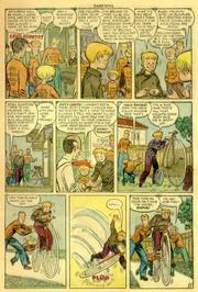 Daredevil Comics 084 by Lev Gleason Comics / Comics House Publications