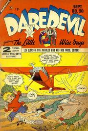 Daredevil Comics 090 by Lev Gleason Comics / Comics House Publications